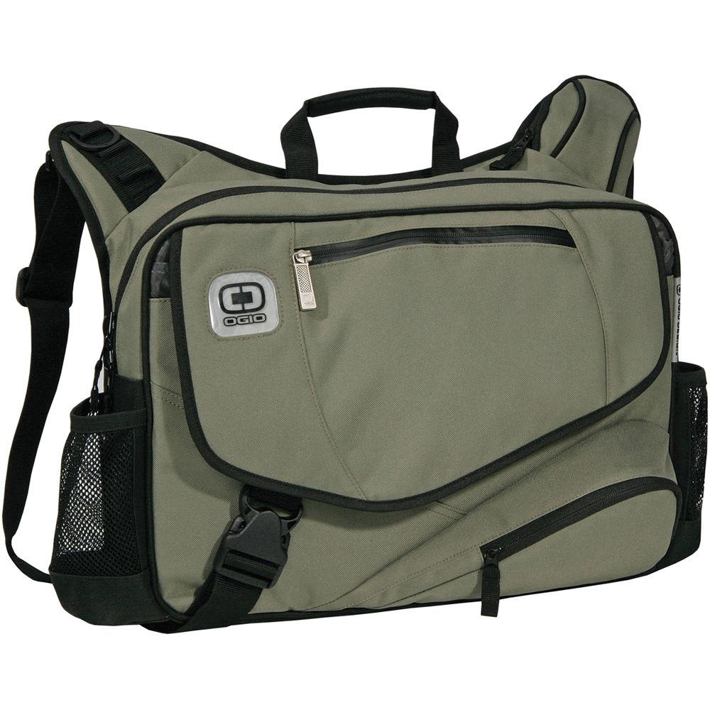 Ogio Moxie Top Zip Messenger Bag Eco