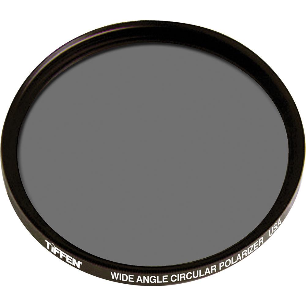 Tiffen 58mm Circular Polarizing Wide Angle (Low Profile Design) Filter