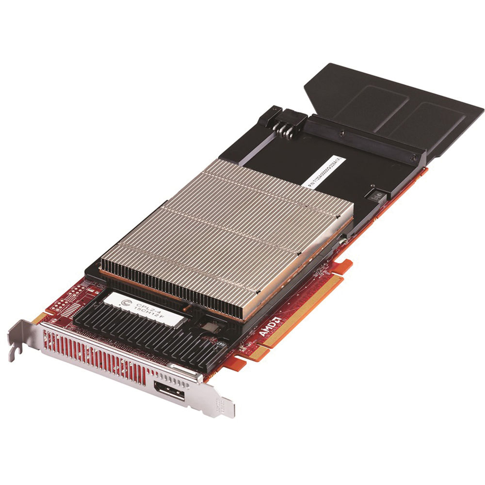 AMD FirePro S7000 Server Graphics Card