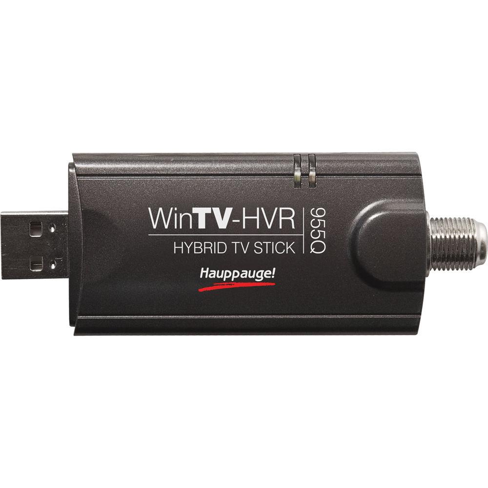 HAUPPAUGE WINTV-HVR WINDOWS 7 X64 DRIVER
