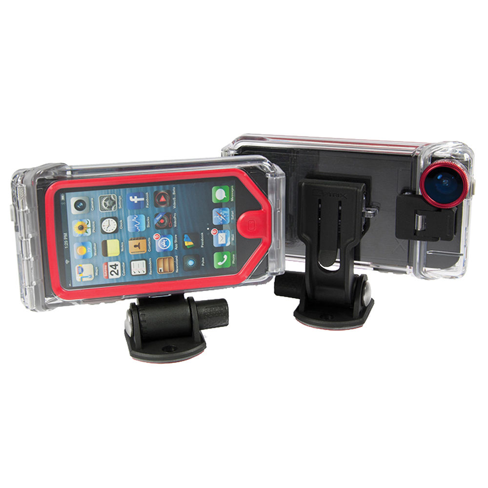 promo code 73215 668c0 Optrix by Body Glove XD5S Waterproof Housing for iPhone 5/5s