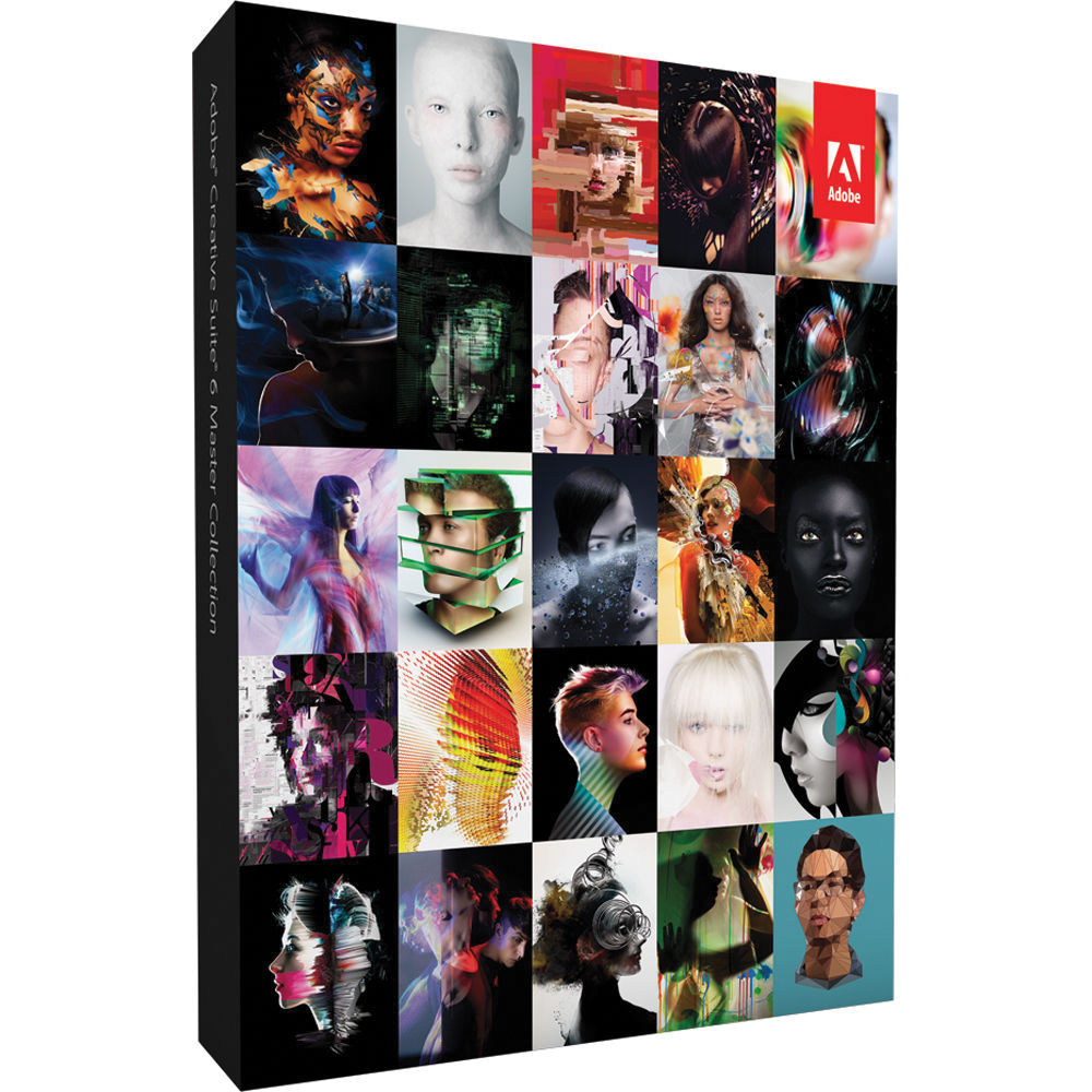 Creative Suite 6 Master Collection mac