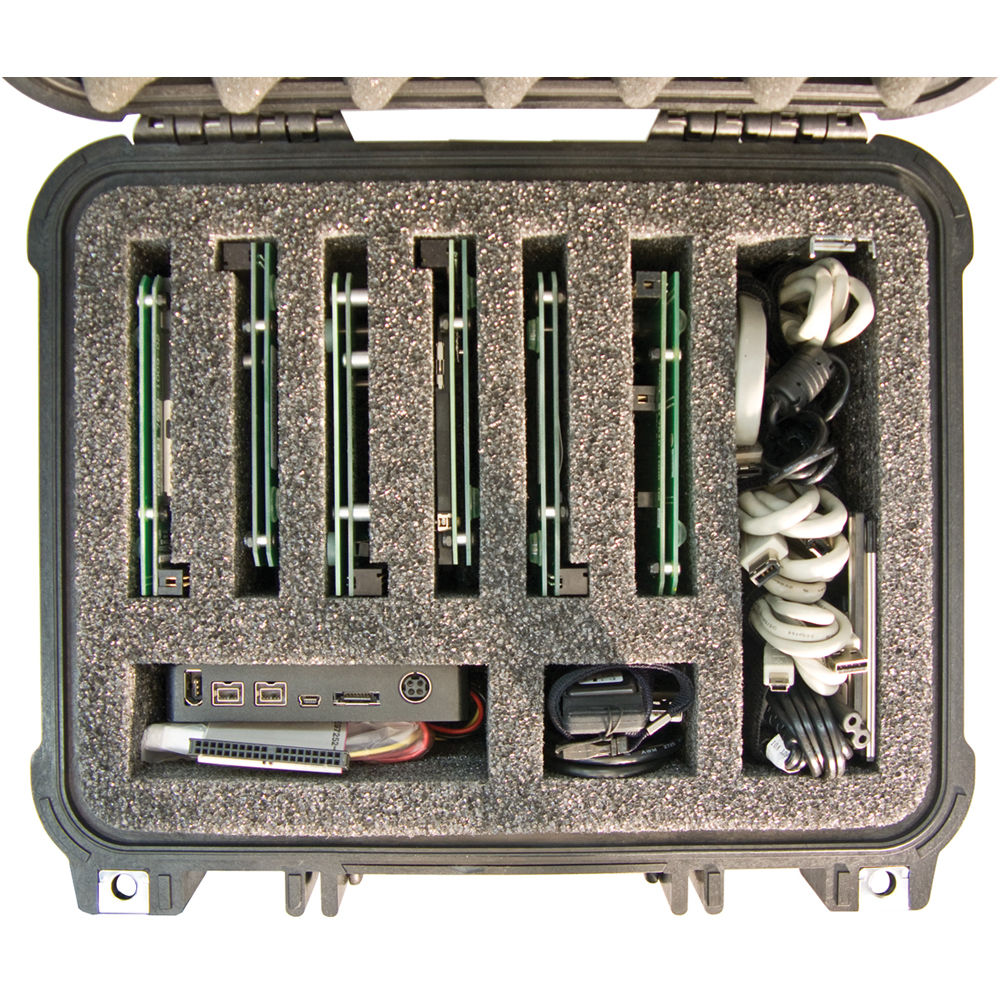 Cru Dataport Wiebetech Forensic Field A 6 Kit 31310 0000 0014