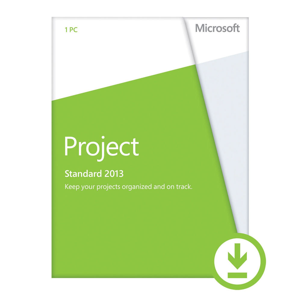 Project Standard 2013 cheap license
