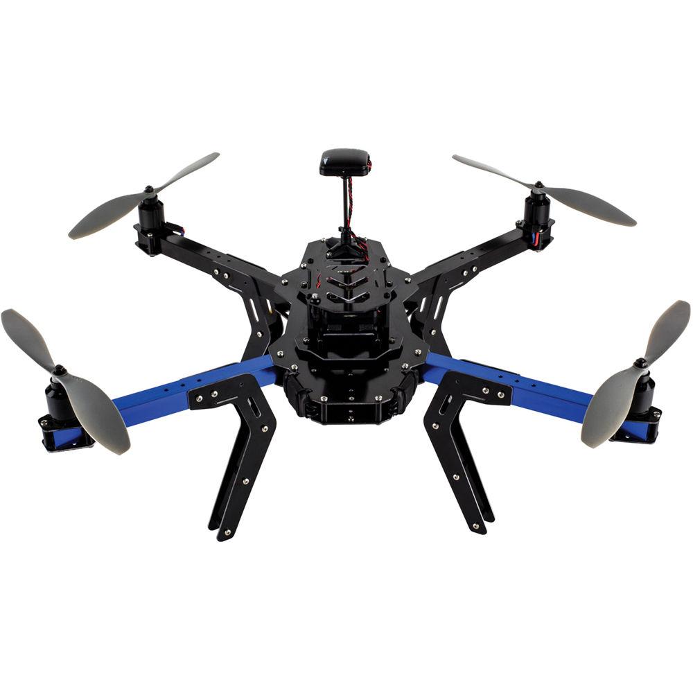 3DR DIY Quadcopter Kit