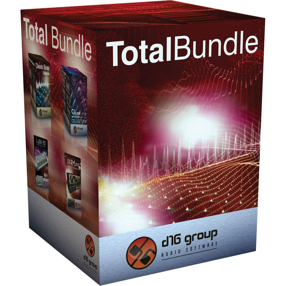 D16 Group Total Bundle 11-31182 B&H Photo Video