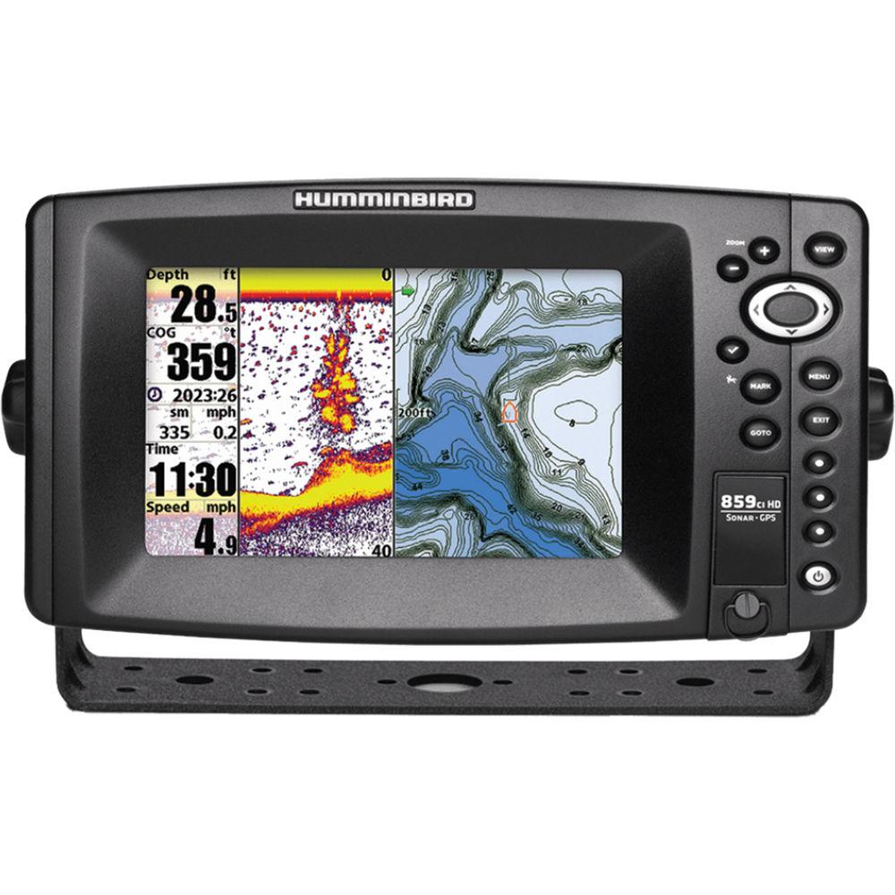 Humminbird 899ci HD SI Combo Fishfinder