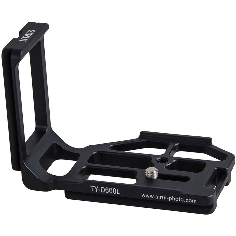 Sirui TY-6DLBG L-Bracket Plate for Canon 6D with Battery Grip