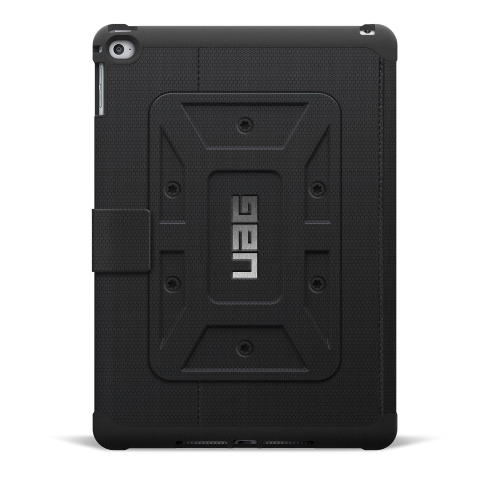 online retailer 7da74 16cb6 Urban Armor Gear Scout Folio Case for iPad Air 2 (Black)