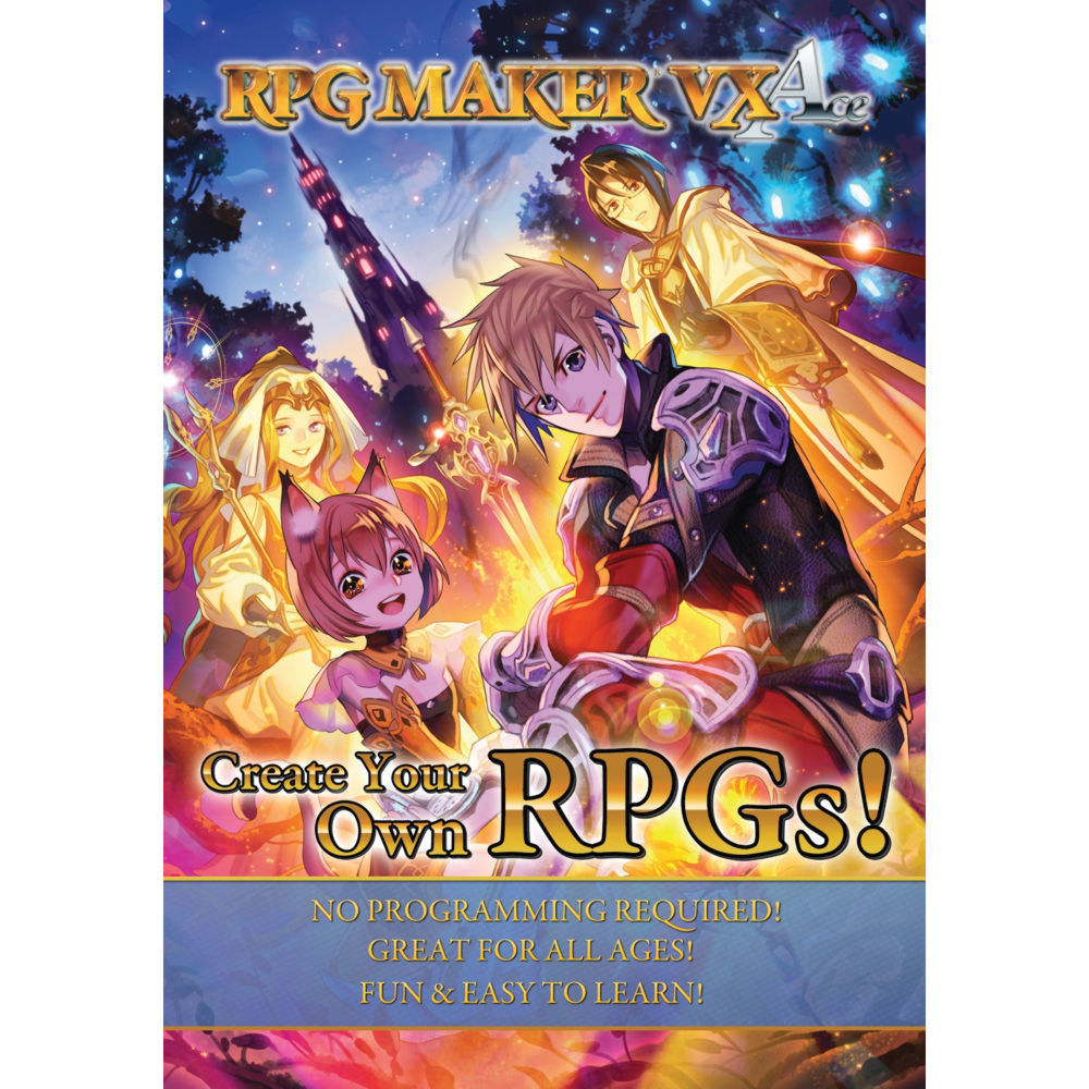 DEGICA RPG Maker VX Ace (PC)