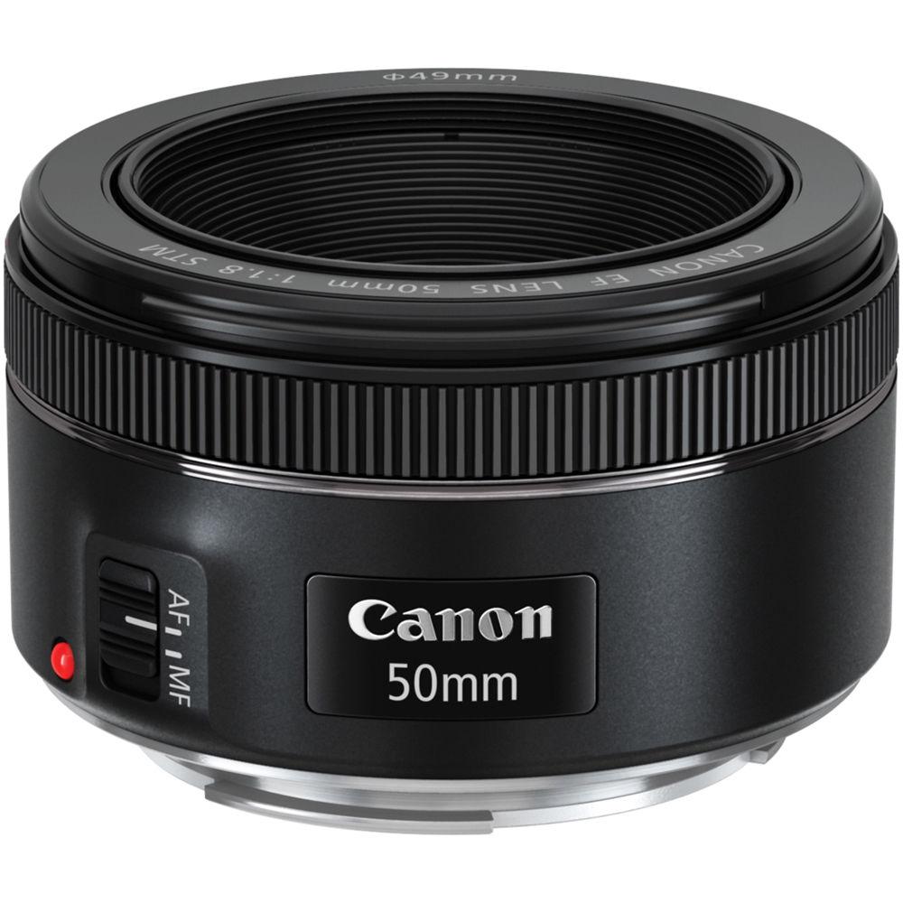نتيجة بحث الصور عن canon 50mm STM