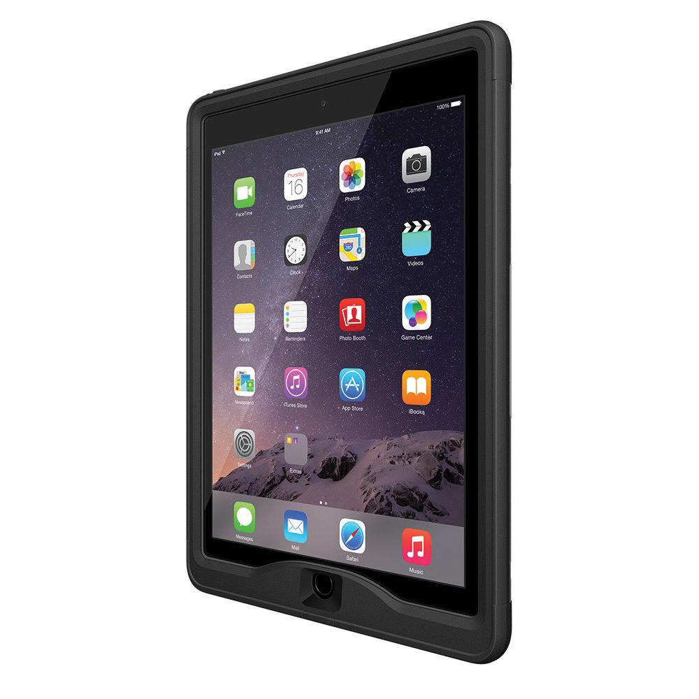 competitive price 7bd96 664ed LifeProof nüüd Case for iPad Air 2 (Black)