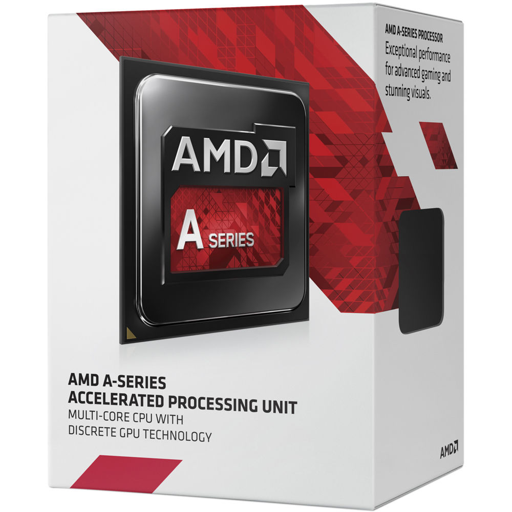 AMD A8-7600 3 1 GHz Quad-Core FM2+ Processor