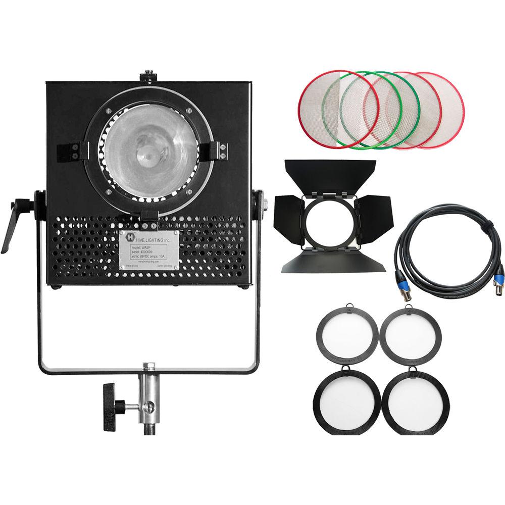 HIVE LIGHTING Wasp Plasma PAR Light Kit with AC Power Supply