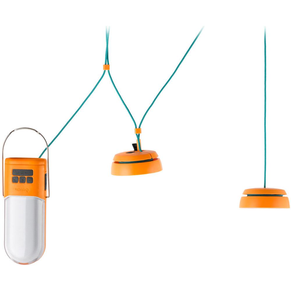 Biolite Nanogrid Led Area Lighting And Charging System