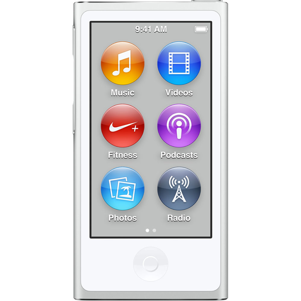 Apple 16gb Ipod Nano Mkn22ll A B H Photo Video