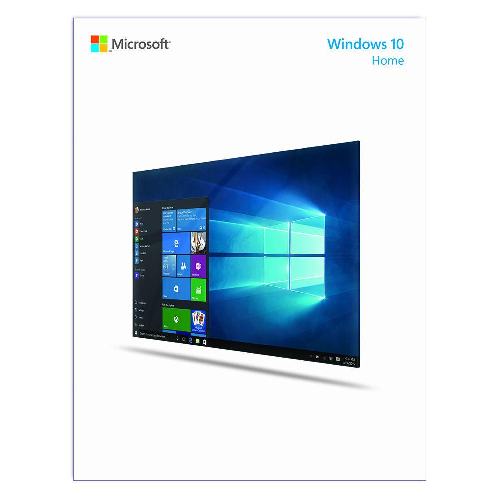Microsoft Windows 10 Home 32 64 Bit Download Kw9 00265 B H