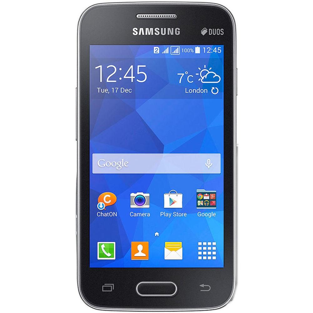 Samsung Galaxy Ace 4 Neo SM-G318ML 4GB Smartphone (Unlocked, Black)