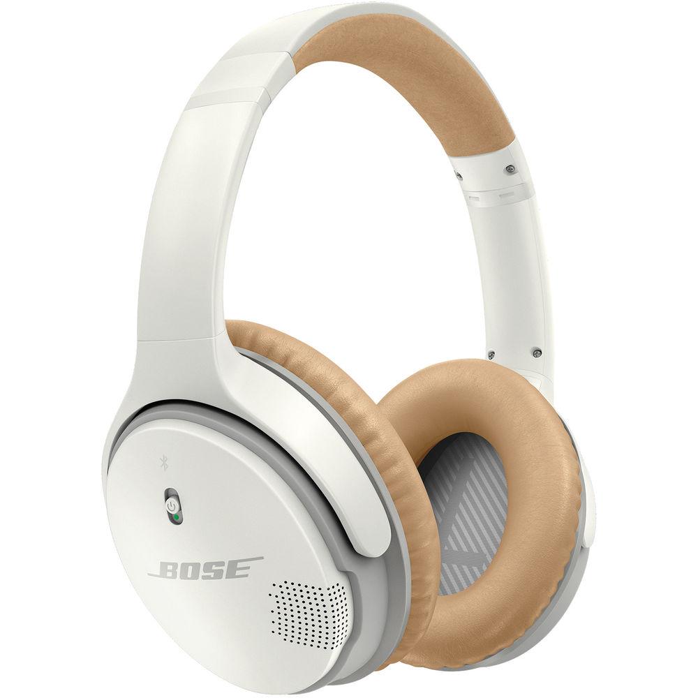 Bose Soundlink Around Ear Wireless Headphones Ii White