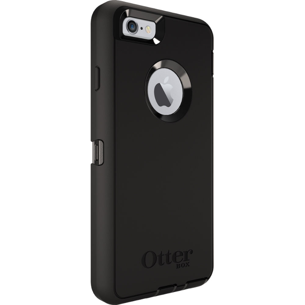 check out 4f4c7 2b213 OtterBox Defender Series Case for iPhone 6/6s (Black)