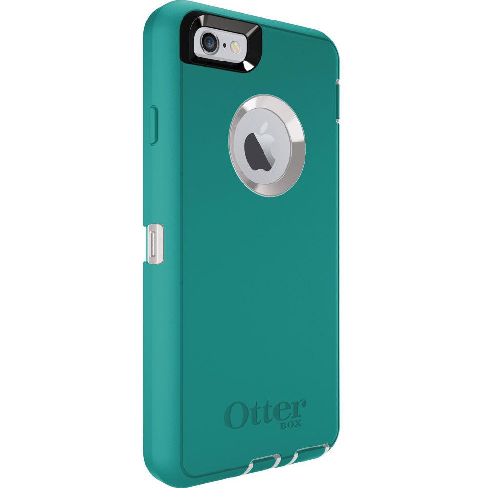 new arrivals dfba6 3ddc7 OtterBox Defender Series Case for iPhone 6/6s (Seacrest)