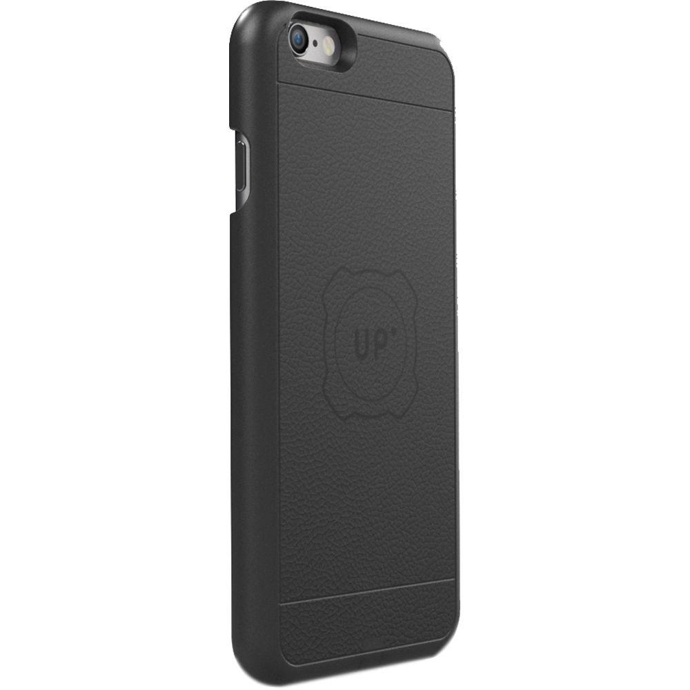 buy popular 7171e d8e7c exelium Wireless Charging Magnetic Case for iPhone 6/6s (Black)