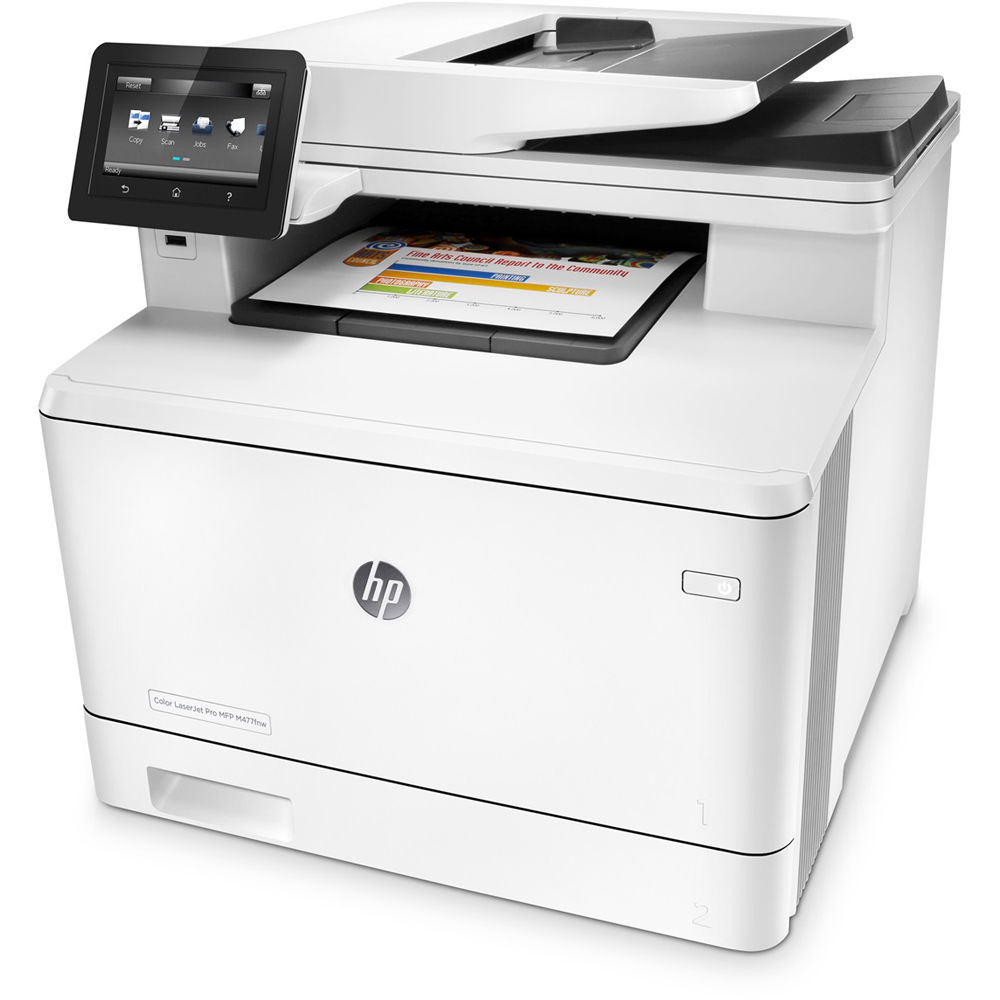 HP Colour Laserjet M477FNW Colour Wired/Wireless