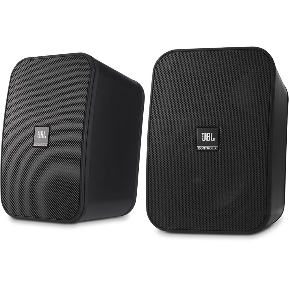 Jbl Outdoor Speakers >> Jbl Control X All Weather Indoor Outdoor Speakers Controlxblkam