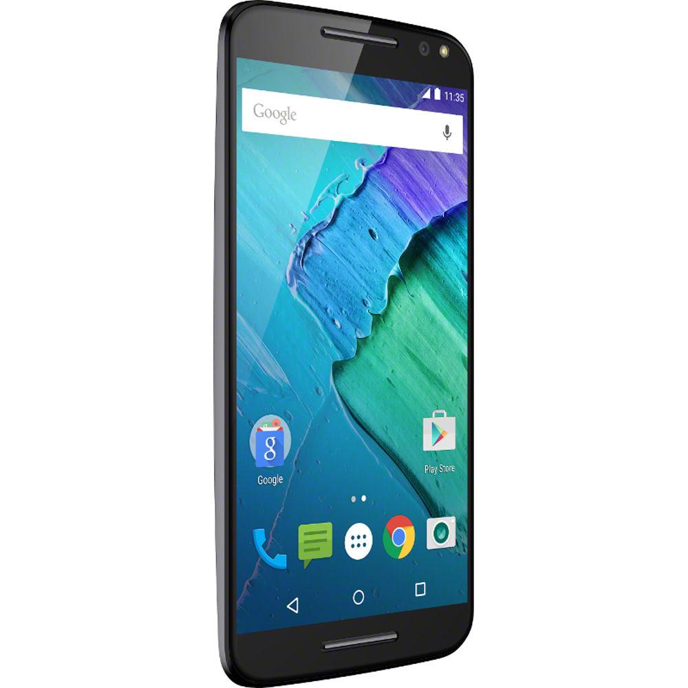 Moto X Pure Edition 64GB Smartphone (Unlocked, Black)