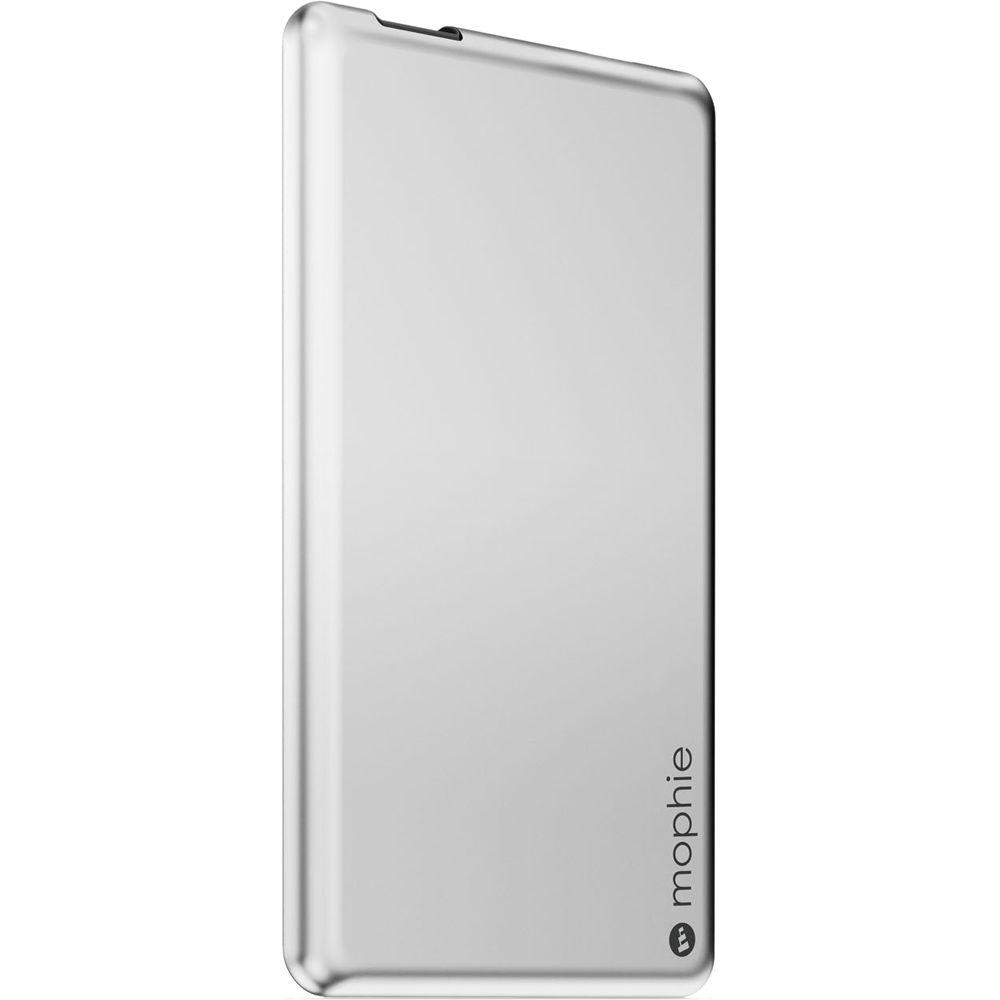 free shipping 78edc 537c6 mophie powerstation 2X USB 4000mAh External Battery (Aluminum)