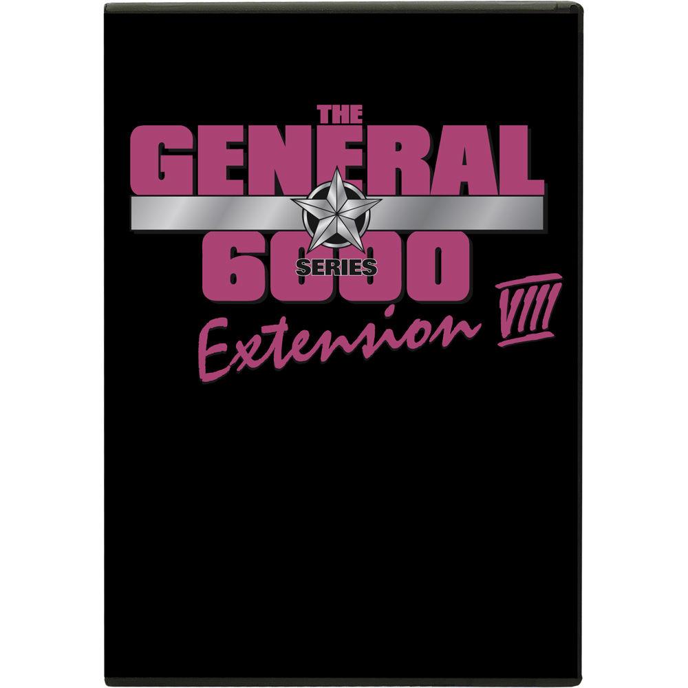 Sound Ideas General Series 6000 Extensi SI-6000-EXT8 1648 DN B&H