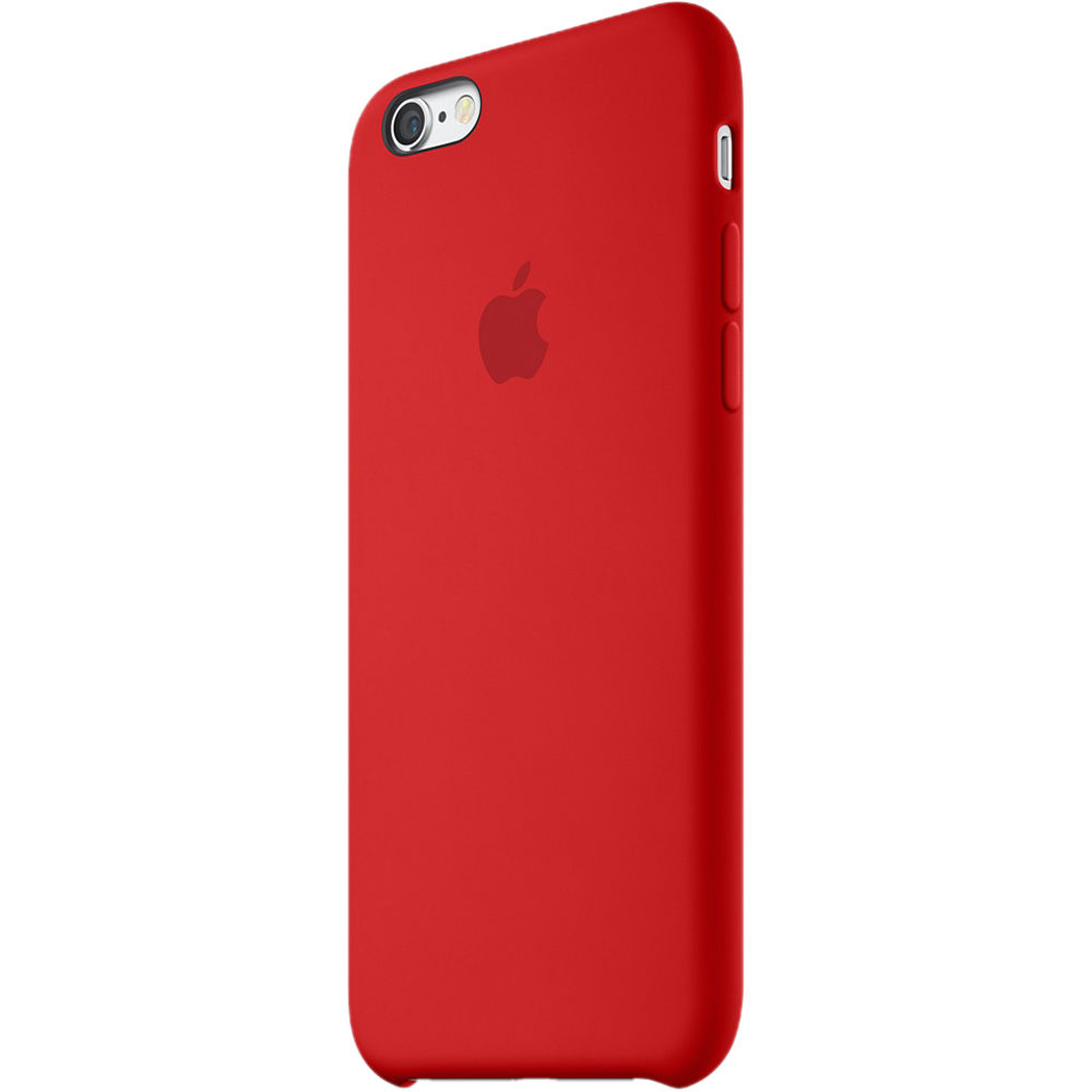 huge discount 62e0b d9d8d Apple iPhone 6/6s Silicone Case ((PRODUCT)RED)