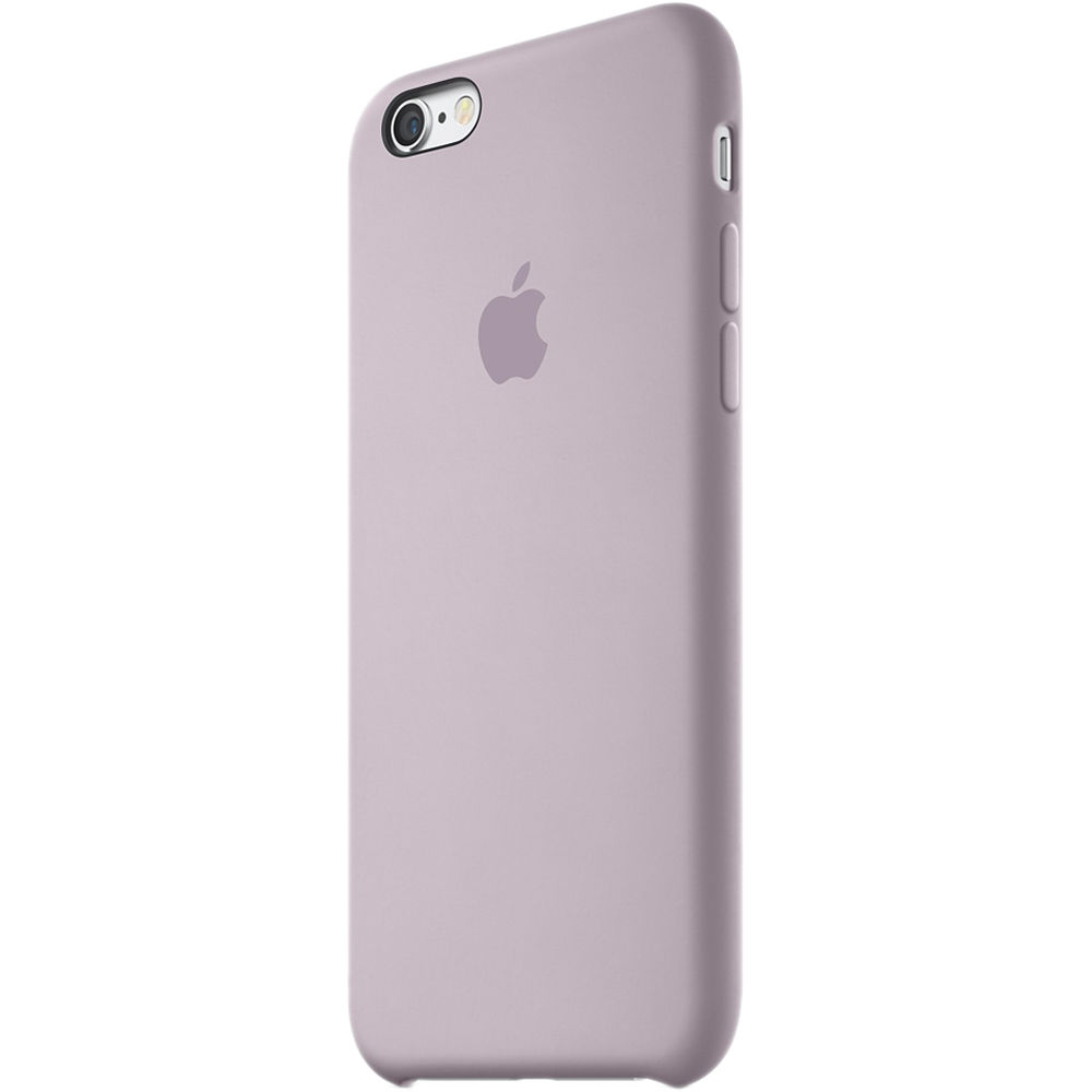 big sale 87d77 683fc Apple iPhone 6/6s Silicone Case (Lavender)