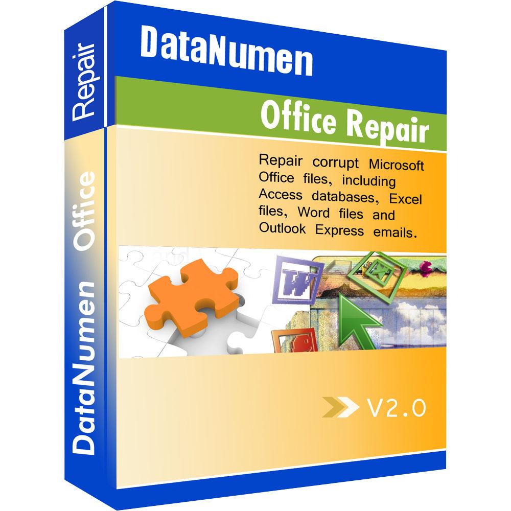 DataNumen Advanced Office Repair (Download)