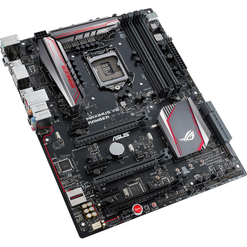 BRAND NEW! ASUS MAXIMUS VIII RANGER LGA 1151 DDR4 USB3.1 Intel Z170 Motherboard