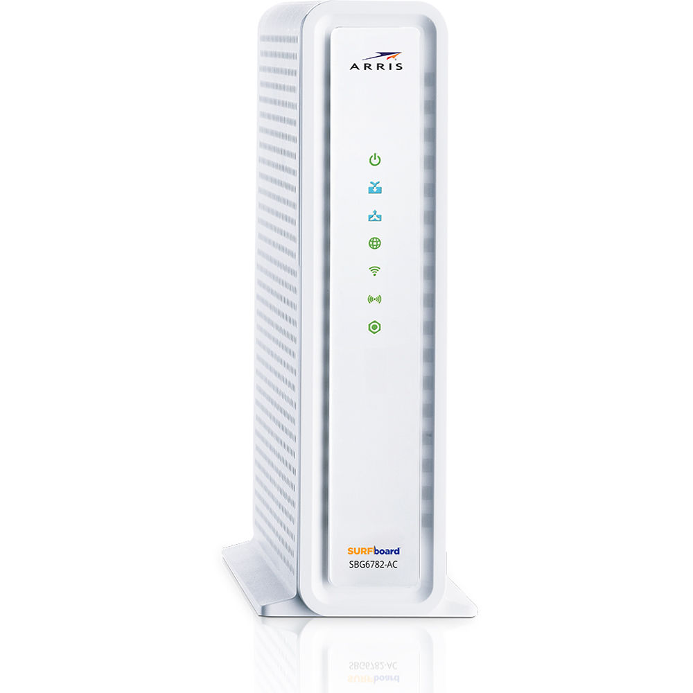 ARRIS  SBG6782-AC SURFboard DOCSIS 3.0 Cable Modem /& WiFi Router