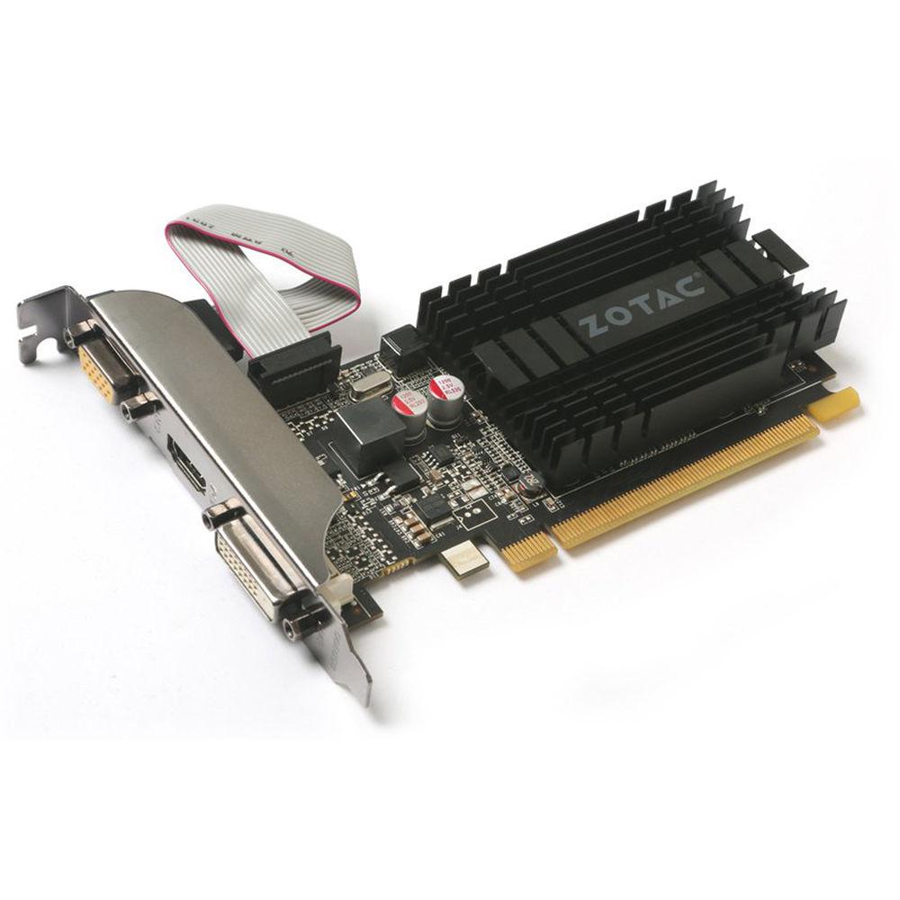 Image result for GeForce® GT 710 2GB ZOTAC