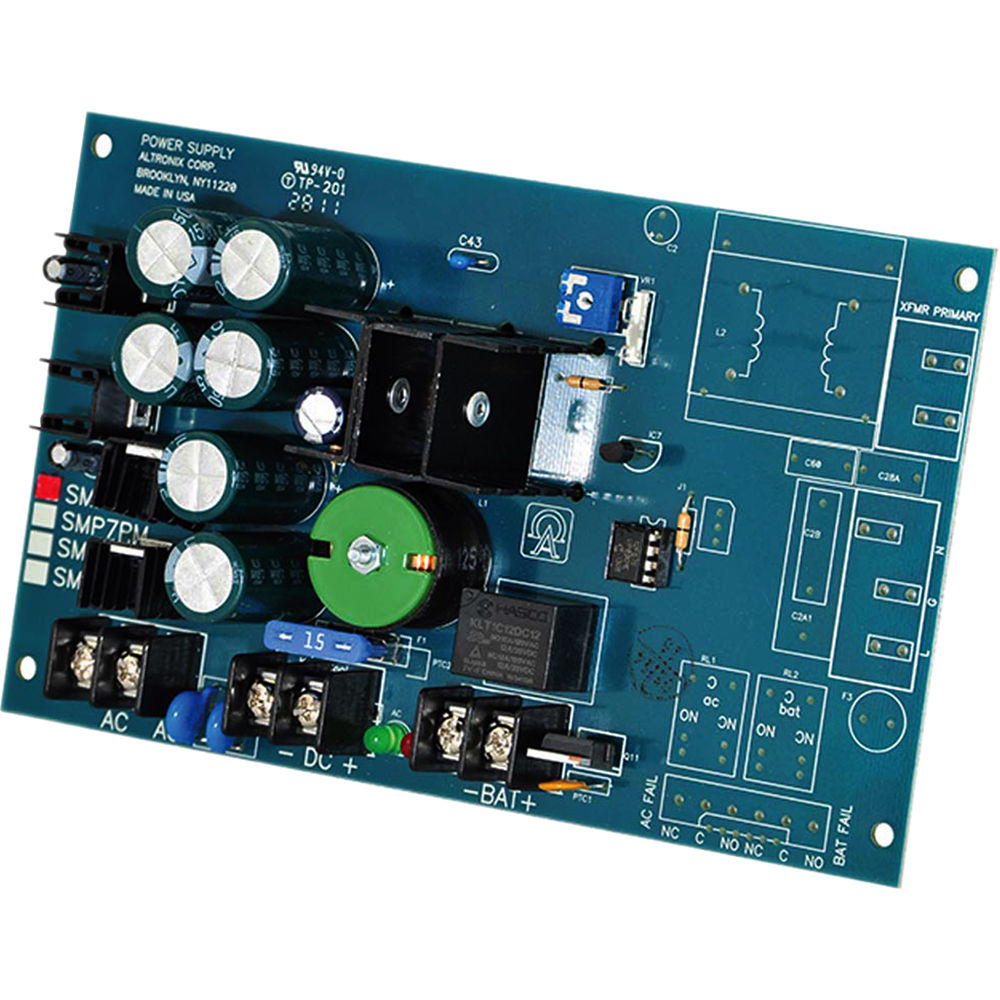 ALTRONIX Switching Power Supply Board (12/24VDC @ 6A)