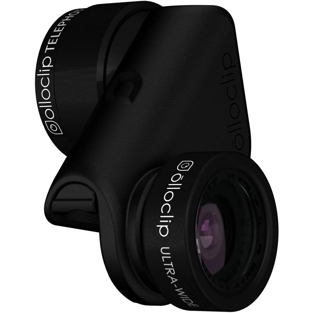 best service 88a0a d9b19 olloclip Active Lens for iPhone 6/6s/6 Plus/6s Plus (Black)