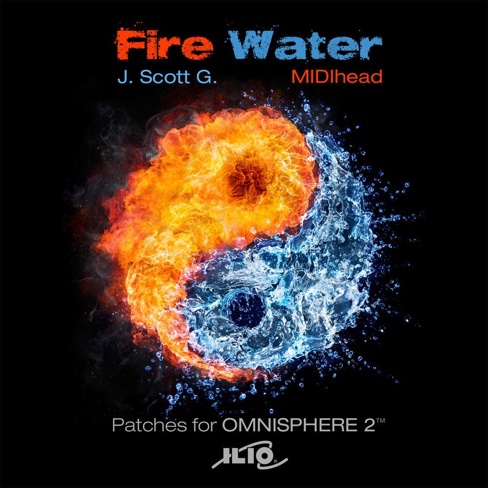 ILIO Fire Water - Patches for Omnisphere 2 1 (Download) IL-FIWA