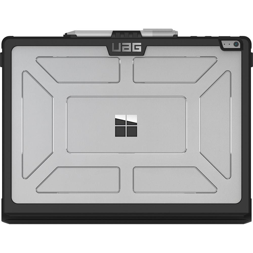 check out da8c9 6da51 Urban Armor Gear Composite Case for Microsoft Surface Book (Ice/Black)