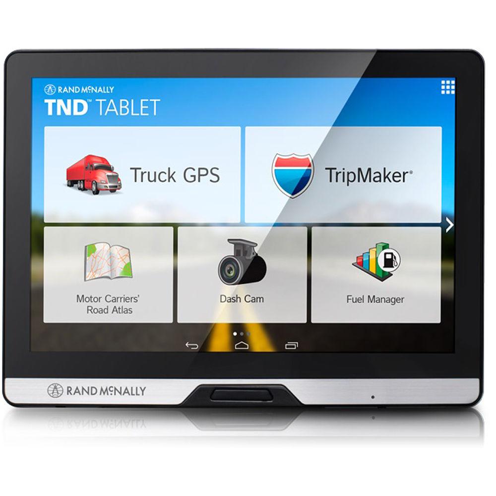 Rand Mcnally Gps >> Rand Mcnally Tnd Tablet 80 Gps Device