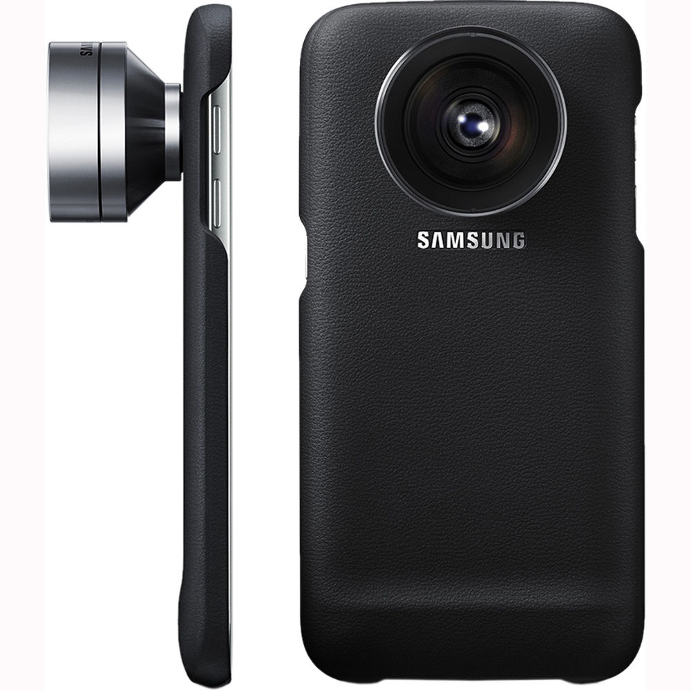 best service 2c2b4 243d4 Samsung Lens Cover for Galaxy S7