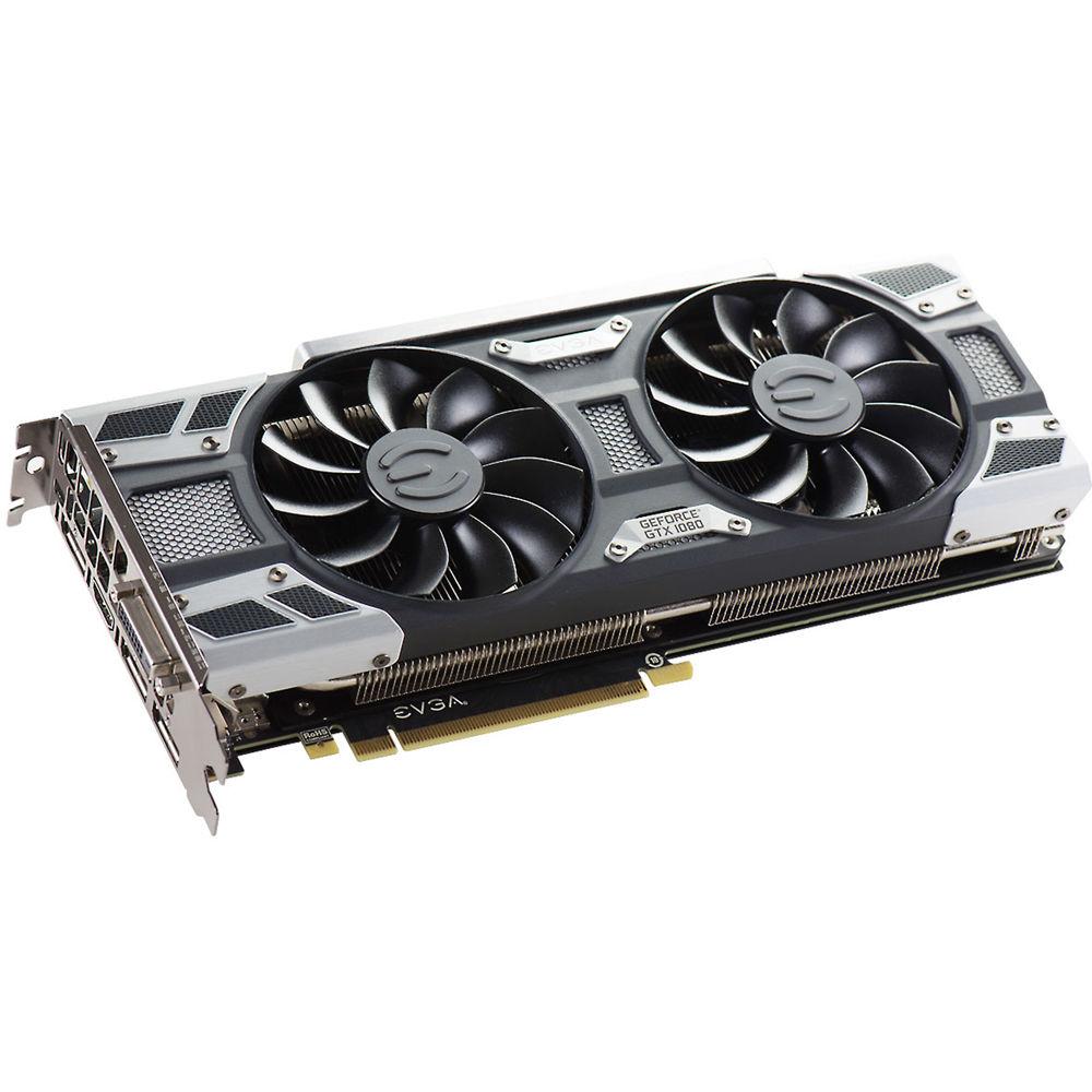 EVGA GeForce GTX 1080 SC GAMING Graphics Card