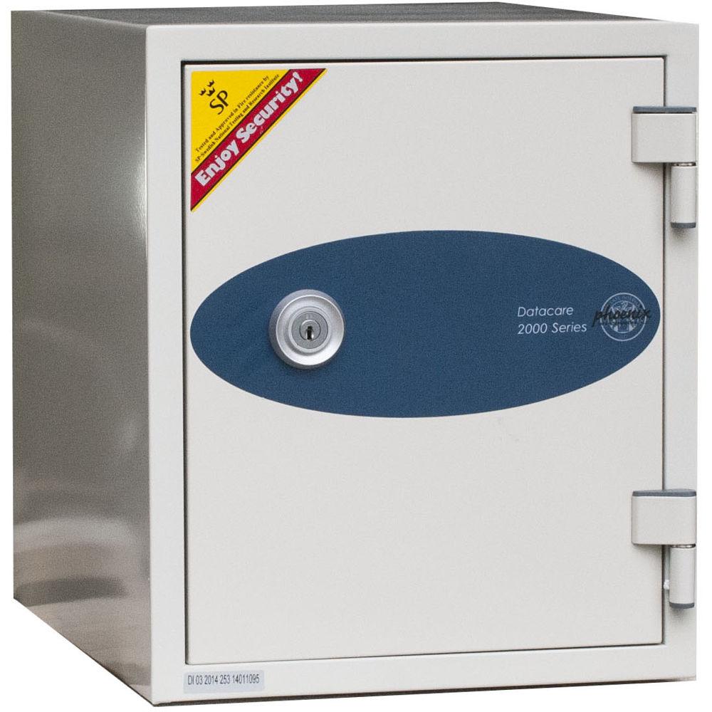 Turtle Phoenix DataCare 2001 Fireproof Safe (0 26 Cubic Feet)