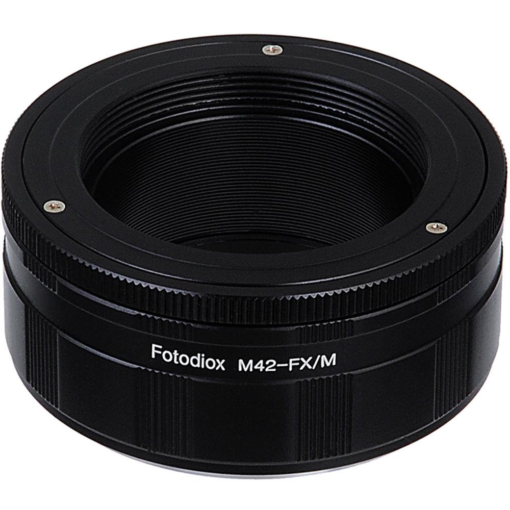 Neu Adapter Ring für M42 Screw lens to Fujifilm Fuji FX X Mount X-Pro1 Kamera