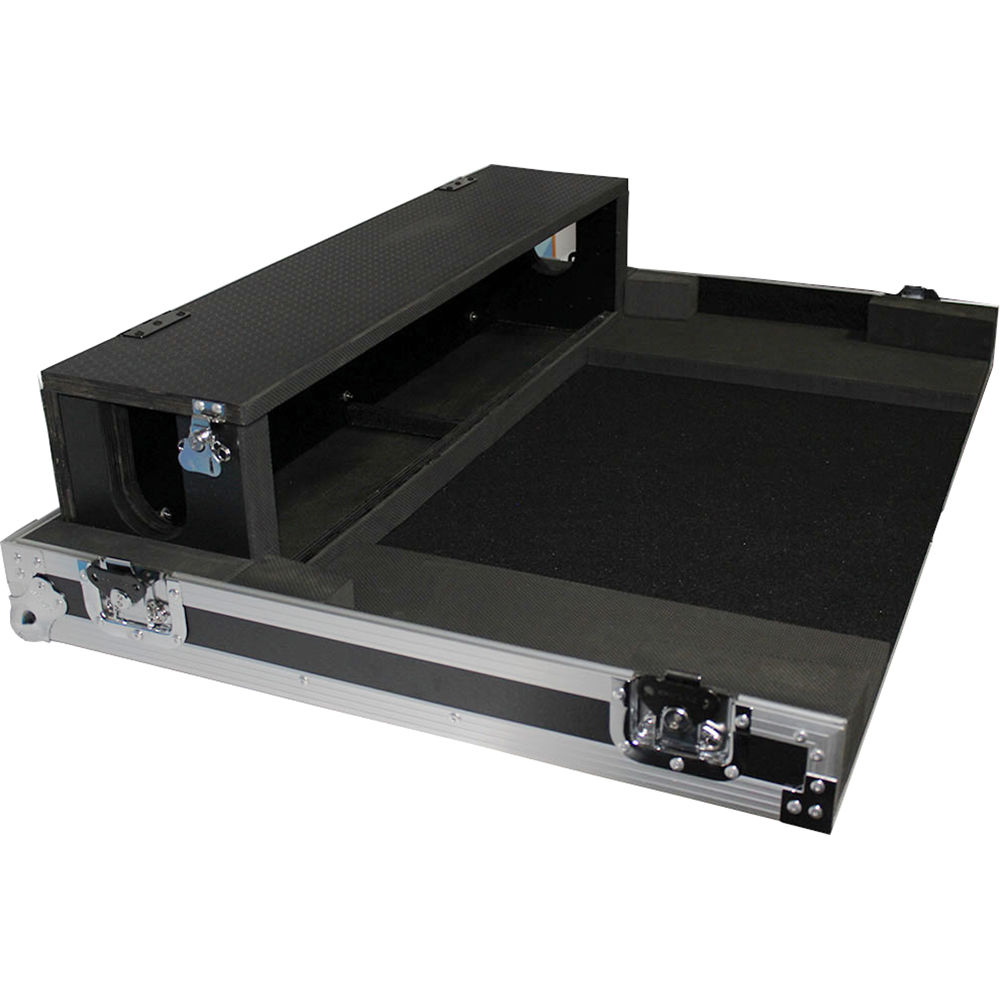 """YAMAHA TF1 Mixer Case WITH /""""Dog House/"""" Heavy-Duty Road Case MADE IN USA"""