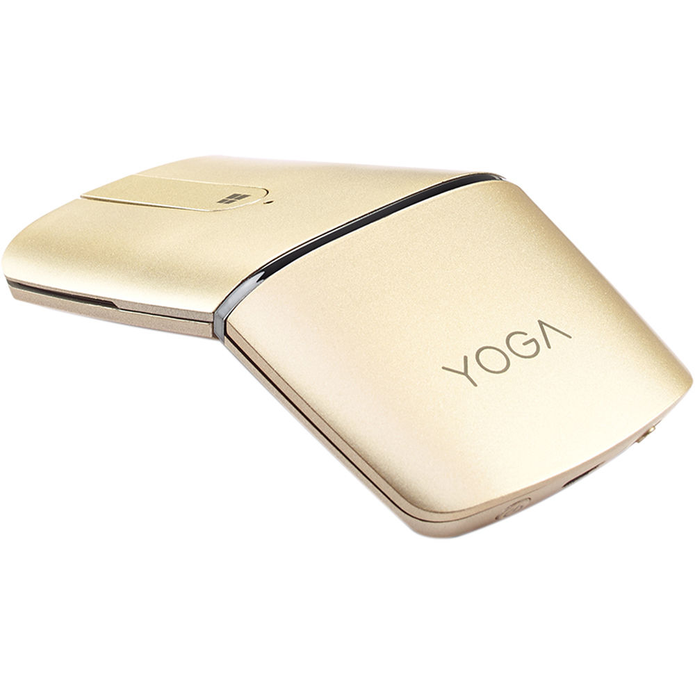 Lenovo YOGA Wireless Mouse (Gold)