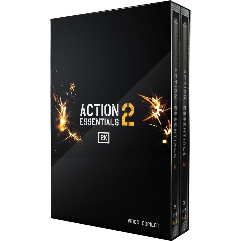 Video Copilot Action Essentials 2K Film Resolution (2048 x 1152)