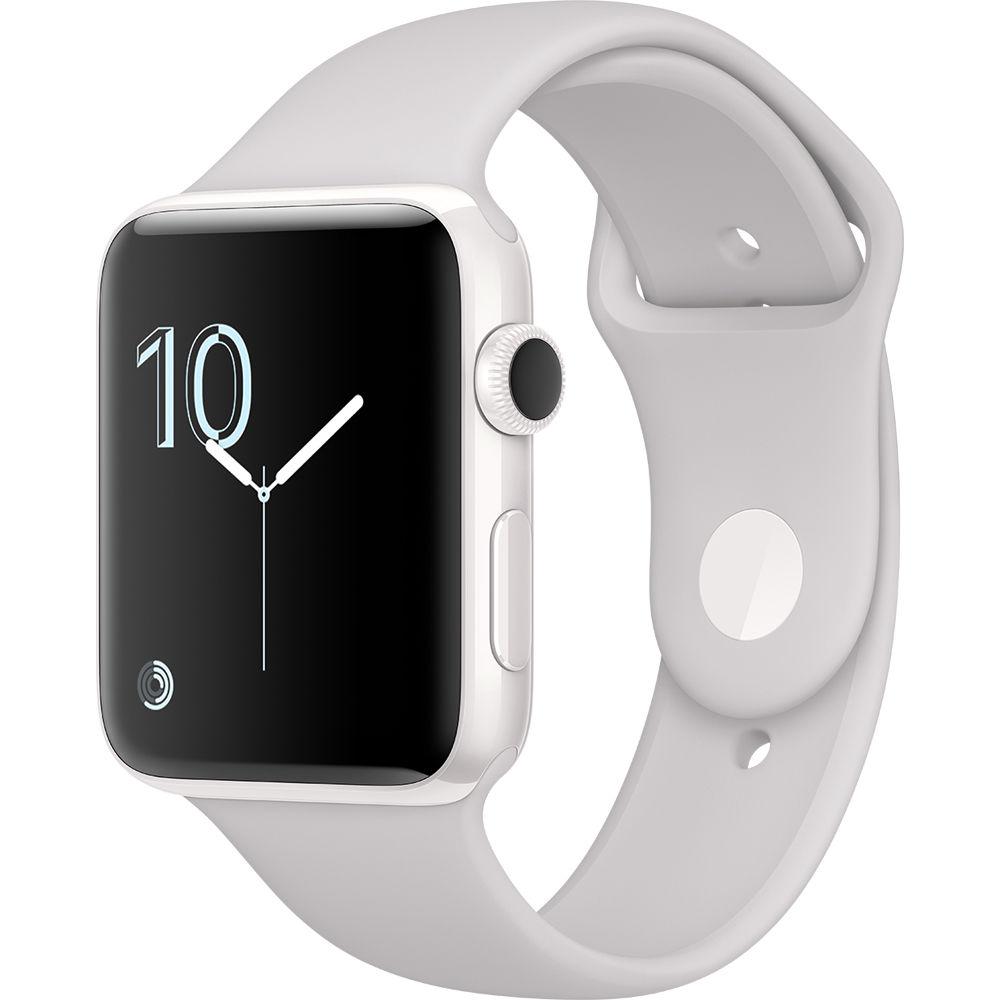 Apple Watch Edition Series 2 42mm Smartwatch Mnpq2ll A B H Photo
